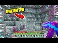 I Made a *UNLIMITED* DIAMOND FARM in MINECRAFT! (Episode 9)