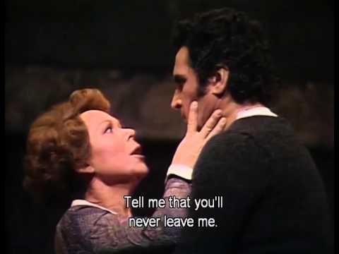 "Great duet from ""Il tabarro"" - Renata Scotto, Vasile Moldoveanu, Metropolitan Opera, 1981 (Part 1)"