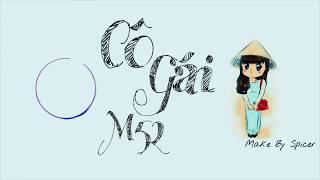 Cô Gái M52 - Huy f.t Tùng Viu [Video lyric] Nâu Lyrics