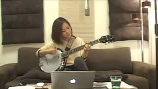 2013.11.10 森恵さんのUSTREAMライブより Megumi Mori is a rising Japa...