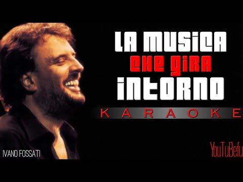 La Musica che Gira Intorno (KARAOKE)