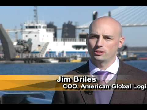 American Global Logistics Featured on Today in America TV with Terry Bradshaw