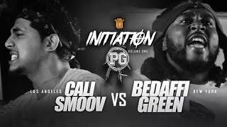 BEDAFFI GREEN VS CALI SMOOV | URL;TV
