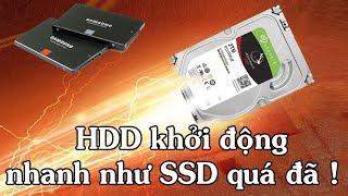 Cách tăng tốc độ khởi động cho HDD nhanh như SSD screenshot 4