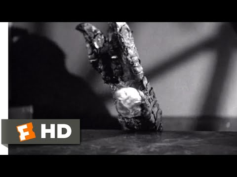 It! The Terror From Beyond Space (1958) - Strange Noises Scene (4/12) | Movieclips