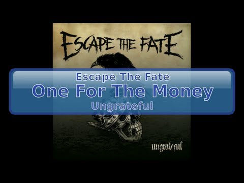 Escape The Fate - One For The Money [, HD, HQ]