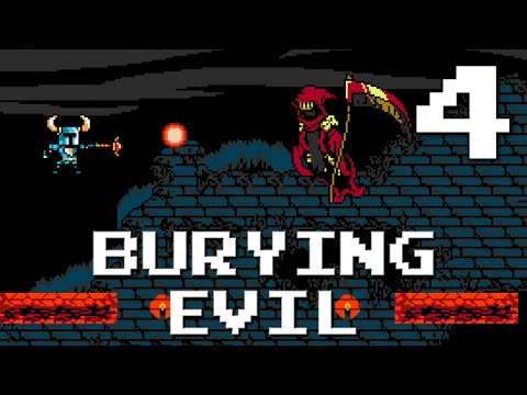[4] Burying Evil (Let's Play Shovel Knight w/ GaLm) [1080p 60FPS]