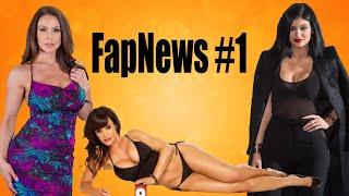 FapNews #1 -  Лиза Энн, Кендра Ласт, Сестра Кардашьян