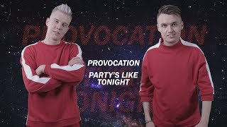 PROVocation - Party