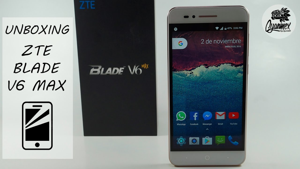 help retive zte v6 unboxing advice