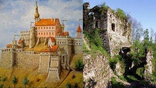 ХУСТСКИЙ ЗАМОК - |  Путешествие по Закарпатью | - Замки Украины