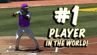 PLAYING THE #1 PLAYER IN THE WORLD! MLB THE SHOW 18 BATTLE ROYALE