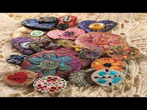 Boho Buttons - My Gypsy Style