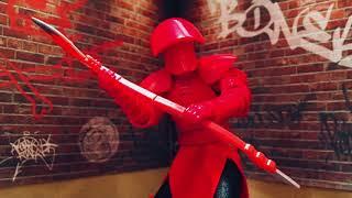 The Boneyard Collectible Action Figz - PRAETORIAN GUARDS (Hasbro)