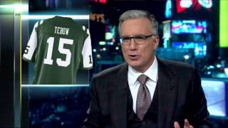 Olbermann Analyzes the Cutting of Tim Tebow