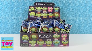 Disney Pixar Remix Alien Toy Story Figural Bag Clip Opening | PSToyReviews