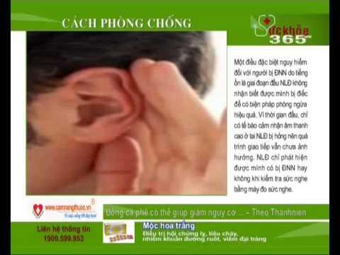 Sức khỏe đời sống : Bệnh điếc nghề nghiệp do tiếng ồn