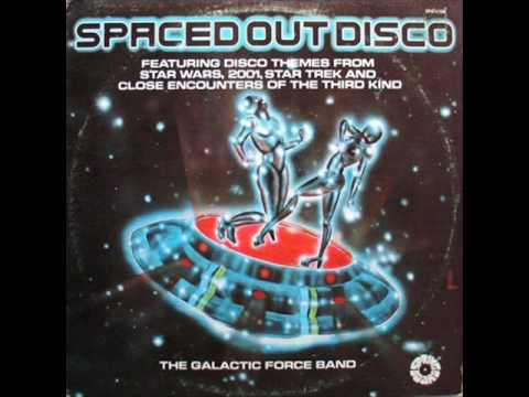 The Galactic Force Band  Theme From 2001