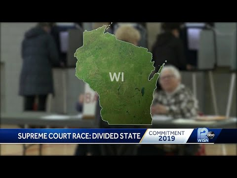 Supreme Court Race Shows Divided State