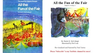 Tim and the Hidden People A2 - All the Fun of the Fair by Sheila K McCullagh