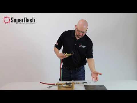 SuperFlash Flashback Arrestor Demonstrations