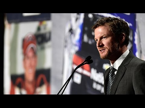 Dale Earnhardt Jr.'s Full Retirement Press Conference - YouTube
