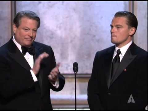 Al Gore and Leonardo DiCaprio Make an Announcement