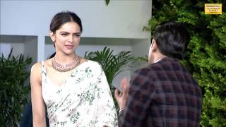 Watch: Ranveer Singh, Deepika Padukone recreate 'Khalibali' magic at HTLS 2018