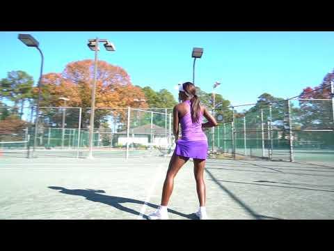 Brenna Bryant (2018) Tennis Recruiting Video