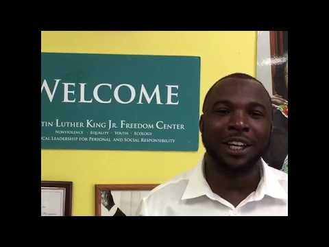 Martin Luther King Freedom Center: Octavious Scott
