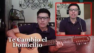 Te Cambio el Domicilio - Chanito Cota - Banda Carnaval   Segundeando #5 (Segunda nivel alto)