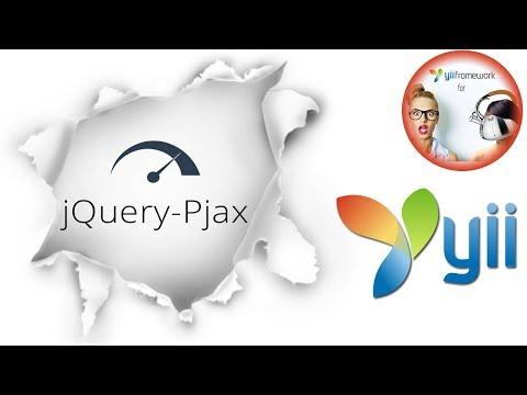 Yii2: Pjax и редактирование в модальном окне. Видео 20.2