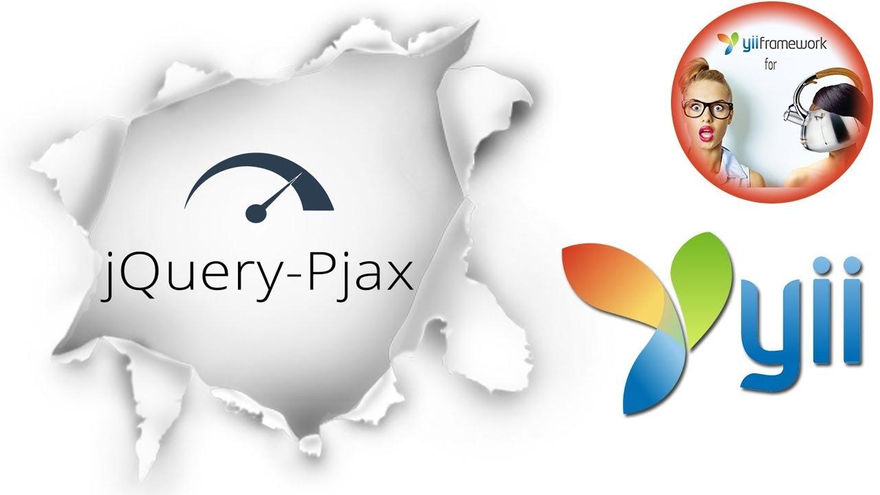 Yii2: Pjax и редактирование в модальном окне. Видео 20.2 ...