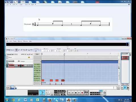drum notation programming part 2