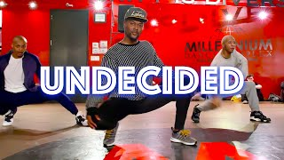 Chris Brown - undecided - Jr Tylor Choreography