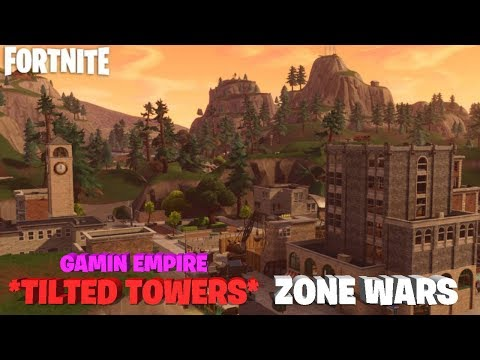 tilted zone wars