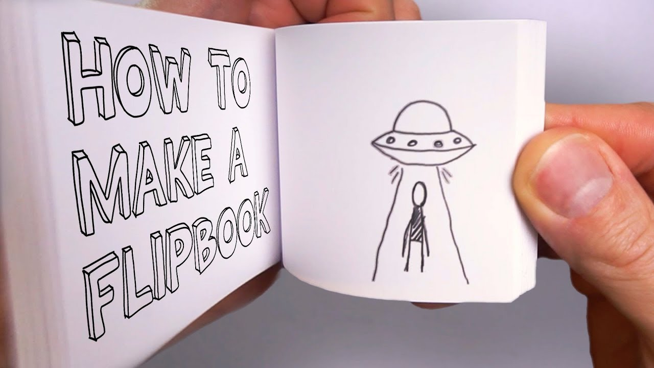 how do flip books work