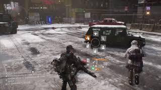 The division 1.8 | classified  banshee rogue hunter 1 v 3