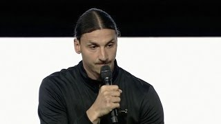 zlatan ibrahimovic talks about hero muhammad ali