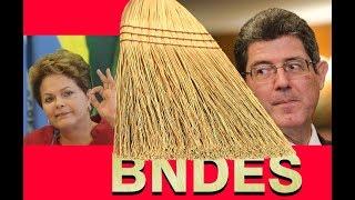 R$ 100 BILHÕES ROUBADOS DOS FUNDOS DE PENSÃO E A DEMISSÃO  DE LEVY DO BNDES