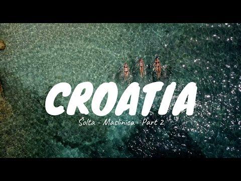 CROATIA 4K 2017 SOLTA ISLAND