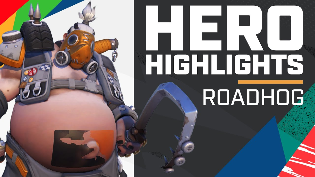 Super's Whole Hog SEALS GRAND FINALS WIN | Hero Highlights — Roadhog