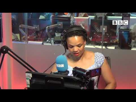 BBC Africa News Goes Live on Facebook with No Shade Film's Director and Lead Cast