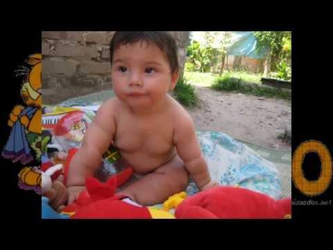 Santino Gabriel Fernandez Cornejo - su primer año