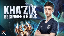 How to CLIMB on Khazix - Pro League of Legends Guide ft. Caedrel