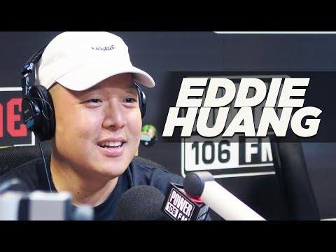 Eddie Huang Talks 'Huang's World' On Viceland, Racism, Culture, & Donald Trump