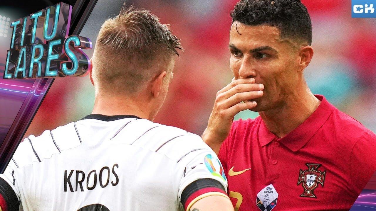 ¡DEMBELE lesionado! Deja la EURO | KROOS revela qué le dijo a CRISTIANO | ¡Del MILAN al INTER!
