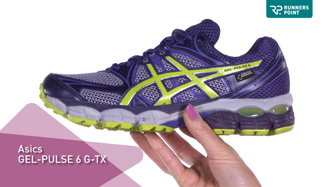 Asics GEL-PULSE 6 G-TX Damen