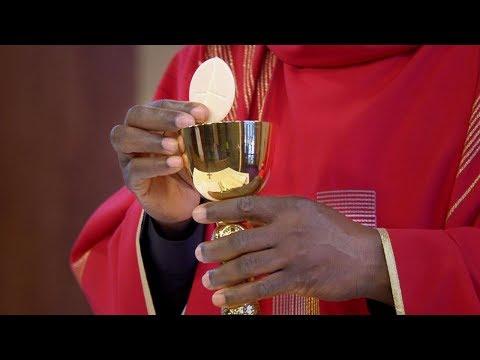 CatholicTV Mass: 6/1/18 | St. Justin