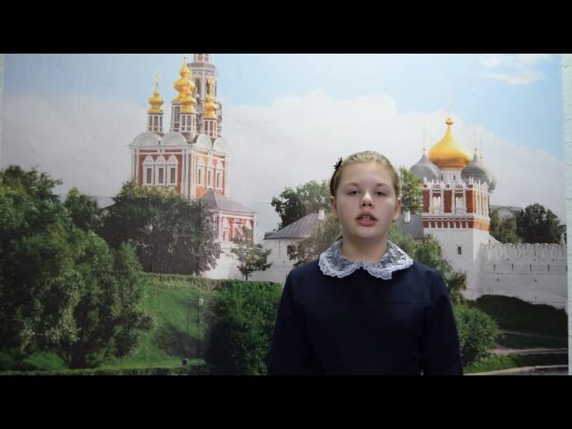 Изображение предпросмотра прочтения – АннаЛимонникова читает произведение «Ларчик» И.А.Крылова